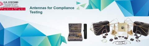 EMI and EMC Antennas and Accessories